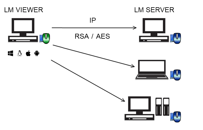 IP connection